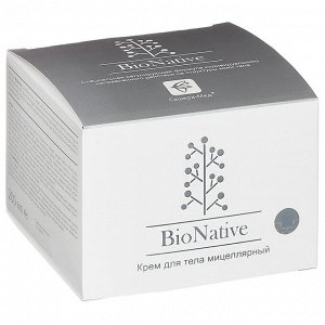 BioNative крем для тела 200 мл ПЭТ (банка)