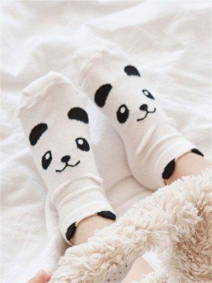 "Носки детские ""панда"""