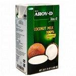 Aroy-D Молоко кокосовое, 1000 мл