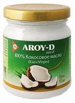 Aroy-D Масло 100% кокосовое (extra virgin) 180мл