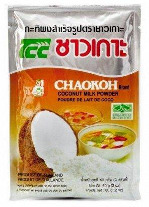 Сухое кокосовое молоко CHAOKOH, 60 г