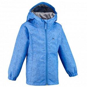 Детская непромокаемая куртка для походов - MH500 2-6 ЛЕТ QUECHUA