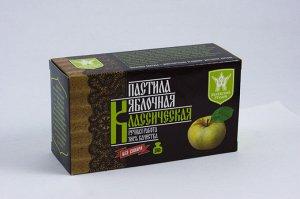 Пастила 100 г яблочная с без сахара Белевский Эталон