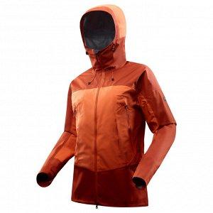 Куртка для треккинга водонепроницаемая мужская Trek 500 FORCLAZ