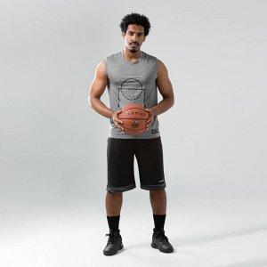 Футболка баскетбольная без рукавов ts500 / raquette tarmak