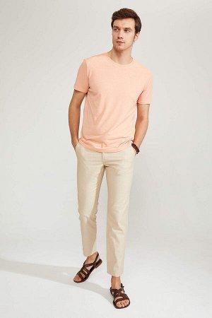 брюки Размеры модели: рост: 1,89 грудь: 100 талия: 81 бедра: 97 Надет размер: размер 30 - рост 30  Хлопок 100%