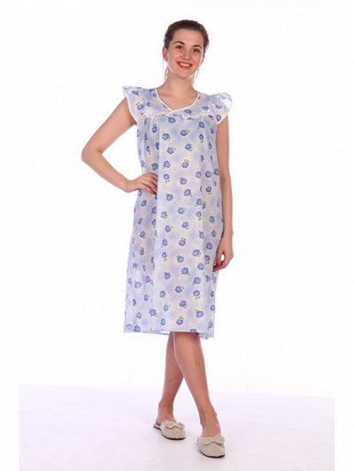 SHARM. Сорочки фланель от 340 рублей до 62 размера — Изделия из ситца