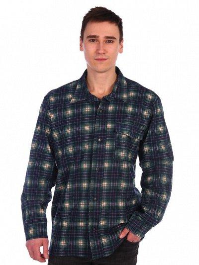 SHARM. Сорочки фланель от 340 рублей до 62 размера — Изделия из фланели