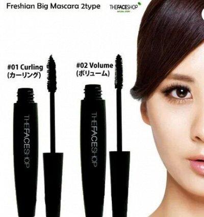 Вся Азия ТУТ 3-Любимая косметика из Азии — СУПЕР-ТУШЬ из Кореи  и Китая! — Для глаз