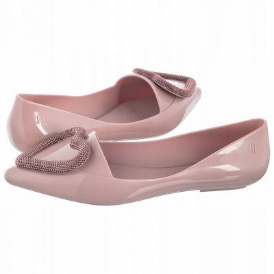 Любимые аксессуары , одежда, обувь. Все в наличии! — Распродажа Melissa !!! — Пантолеты, шлепанцы