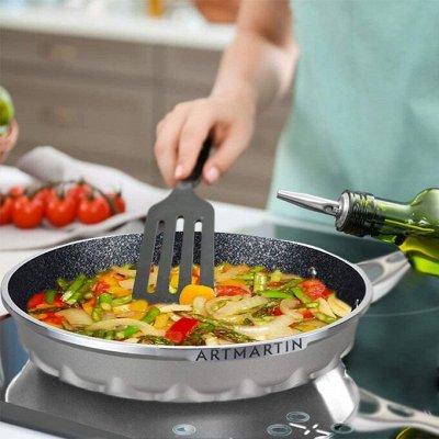 Любимая посуда и бытовые мелочи◇Акции и Скидки от поставщика — Посуда ARTMARY*Amercook* — Классические сковороды