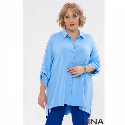 Женская одежда L*I*N*A -102. От 42 до 64 размера. — Осень. Размеры 46-64 — Большие размеры
