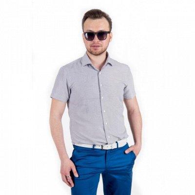 SVYATNYH - мужские футболки от 259 р. и многое другое! — РУБАШКИ КОРОТКИЙ РУКАВ — Короткий рукав