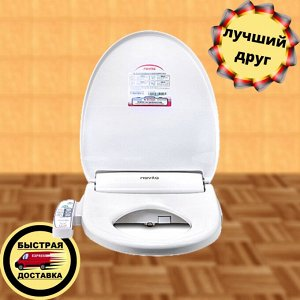 Электронная крышка-биде для унитаза Novita BD-330A (BD-330T)