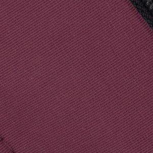 Сумка поясная, отдел на молнии, 3 наружных кармана, цвет бордовый
