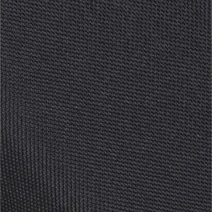 Сумка поясная, 2 отдела на молниях, цвет чёрный