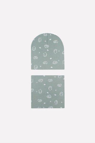 ~Крокид - Вся детская одежда — Головные уборы, шарфы/Комплект|girls — Одежда для дома