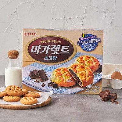 Choco Pie / Milkis / кофе LET'S BE и другие товары от LOTTE — Сладости Вкусняшки от LOTTE / HAITAI  — Конфеты