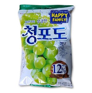 Леденцы Green Grape Candy