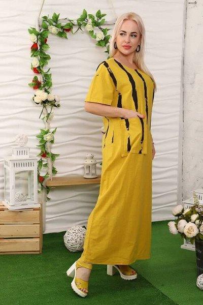 ЛИСА -  трикотаж из Иваново — Халаты, туники, платья женские — Платья