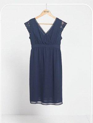 Платье в стиле бэби-долл для беременных