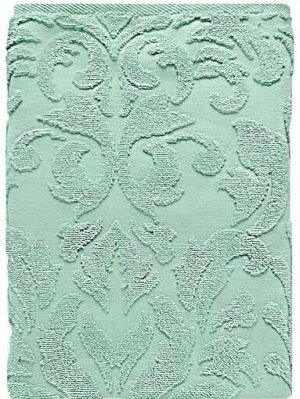 Полотенце 70*140 Bonita Версаль, жаккардовое, мятное