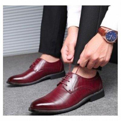 😎 Мальчишник 😎 Качественная мужская одежда и обувь 😎   — Туфли — На шнуровке