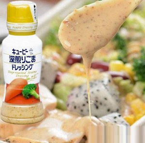 QP соус для салата кунжутный, 180 мл. пл/бут
