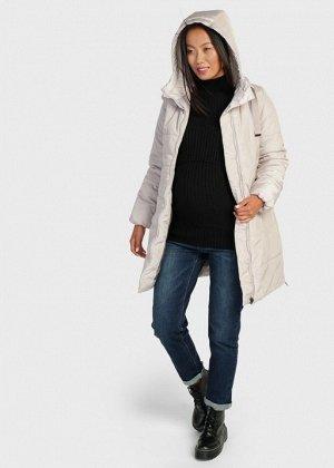 """Куртка зимн. 3в1 """"Берген"""" для беременных и слингоношения; серый"""