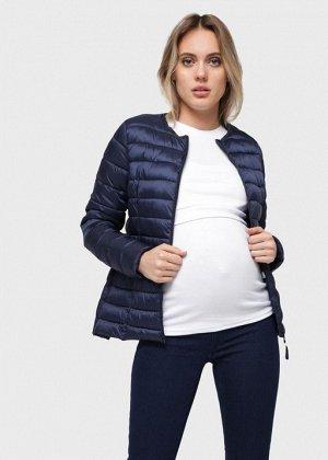 """Куртка демис. 2в1 """"Ультралайт"""" для беременных; синий"""