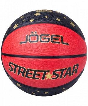 Мяч баскетбольный J?gel Street Star №7 (SS/7-20) 1/30