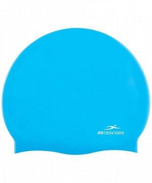 Шапочка для плавания 25DEGREES 25D15-NU13-20-30 Nuance Blue, силикон