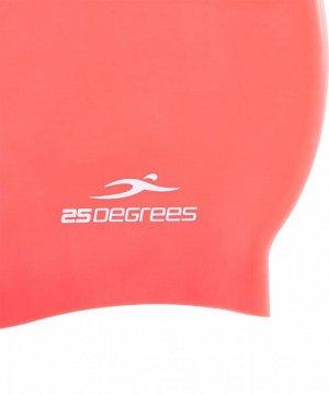 Шапочка для плавания 25DEGREES 25D15-NU14-20-30 Nuance Pink, силикон