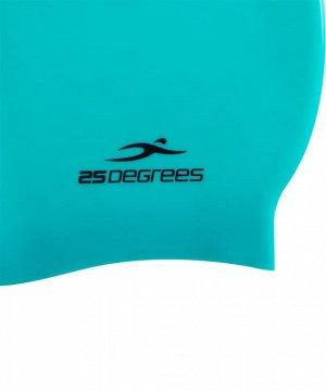 Шапочка для плавания 25DEGREES 25D15-NU15-20-30 Nuance Green, силикон