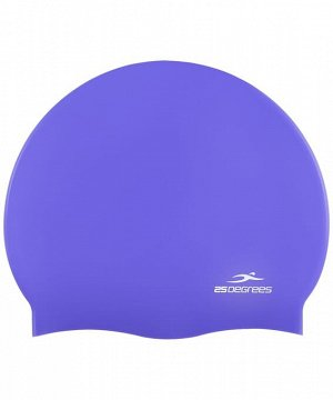 Шапочка для плавания 25DEGREES 25D15-NU18-20-30 Nuance Purple, силикон