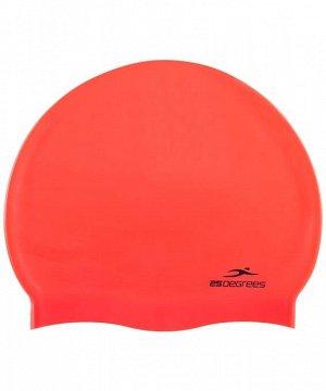 Шапочка для плавания 25DEGREES 25D15-NU19-20-30 Nuance Red, силикон