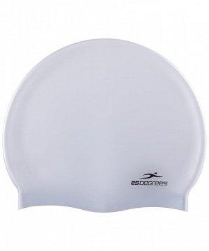 Шапочка для плавания 25DEGREES 25D15-NU21-20-30 Nuance Silver, силикон