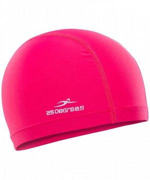 Шапочка для плавания  25DEGREES 25D15-ES14-22-32-0 Essence Pink, полиамид, детский