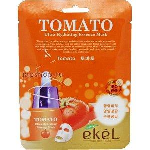 Маска с экстрактом томата Ekel Tomato Ultra Hydrating Mask