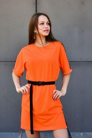 Майка Rawwwr clothing 088 оранжевый