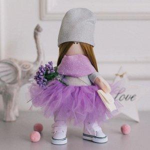 Мягкая кукла «Молли», набор для шитья 15,6 ? 22.4 ? 5.2 см