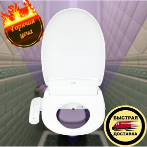 Электронная крышка-биде для унитаза Novita BD-AC50N