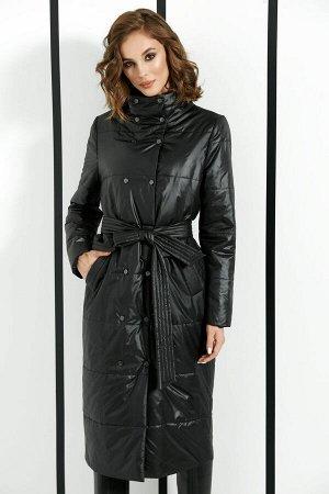 Пальто DI-LiA FASHION 0374 черный