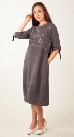 Платье женское  5804/03/Синий