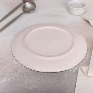 Тарелка «Колибри», d=22 см