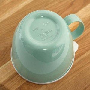 Кружка для супа , 0,7 л, с крышкой