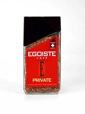 "Кофе Egoiste ""Private"", растворимый, 100г"