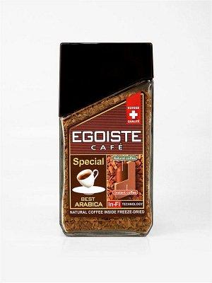 """Кофе Egoiste """"Special"""", молотый в растворимом, 100г"""