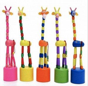 Игрушка дерево Жираф