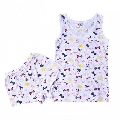 Все по карману - 10 Одежда для Детей! ⚠️В пути⚠️Бюджетно ! — Нижнее белье\ девочкам — Комплекты белья